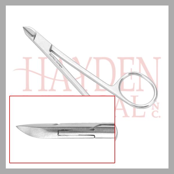 040-220 Tissue & Cuticle Nipper