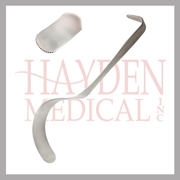105-206X-Deaver-Retractor-1-12-3.8cm-x-12-30cm-flat-handle-with-tebbets-teeth