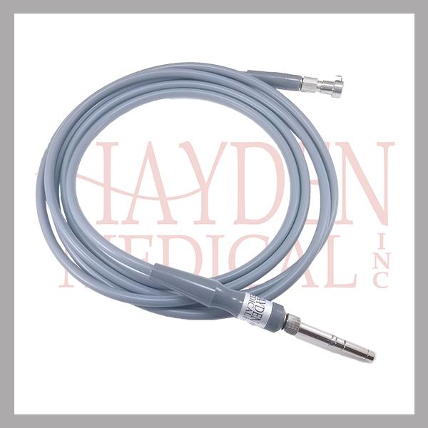 450-678AA3-Fiber-Optic-Light-Cable-10-length-autoclavable-3.5mm-fiber-bundle-ACMI-or-Olympus-light-source-_-ACMI-instrument-end-plunger-style