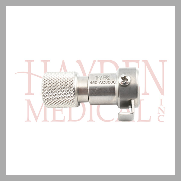 450-AC800C-ACMI-Plunger-Connector-Instrument-End-for-Light-Cable