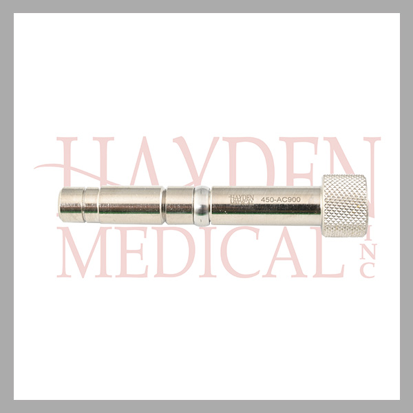 450-AC900-ACMIOlympus-Connector-Light-Source-Input-End-for-3.5mm-5mm-Light-Cable