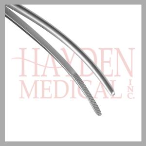 Bariatric Bozeman Uterine Dressing Forceps 140-622XL