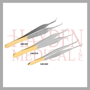 Adson Blepharoplasty Forceps 540-319