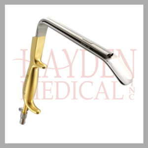Ferriera Breast Retractor Light Suction 405-163LS