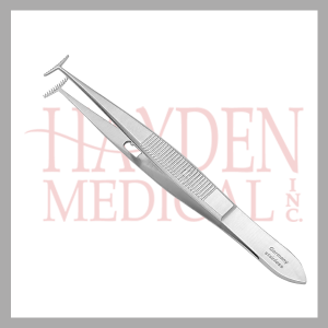 Green Fixation Forceps 120-893