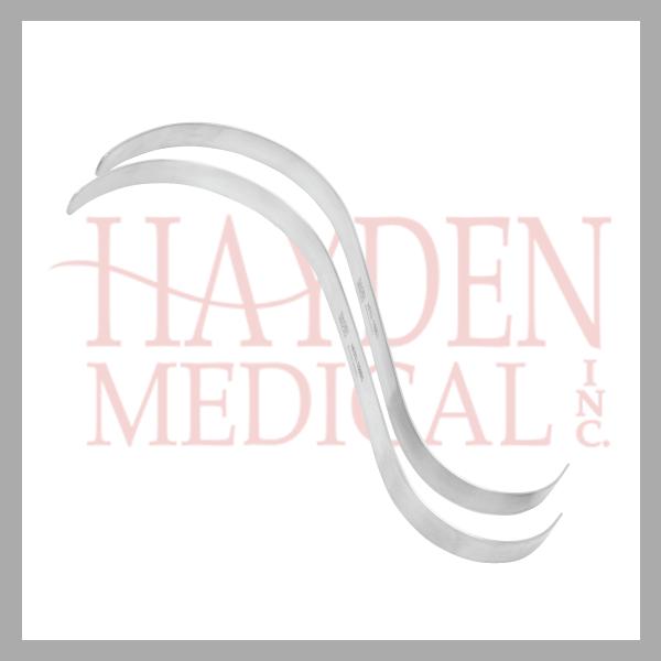 HE10-1098C S-Shaped Retractors Hasson