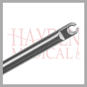 HE13-1617O 5mm Laparoscopic Knot Pusher