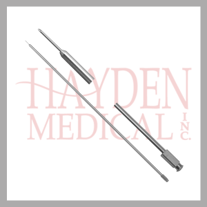 HE13-1619 5mm Laparoscopic Cyst Aspiration Needle