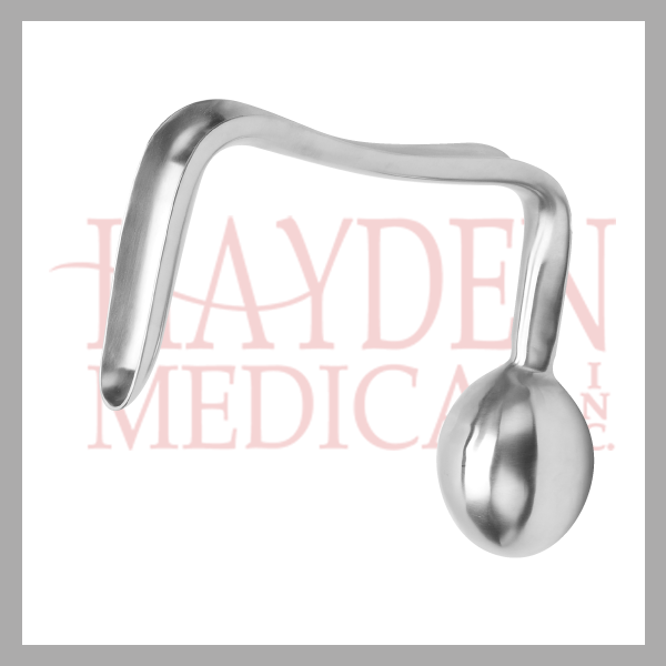 Hardy-Duddy Weighted Speculum 305-920