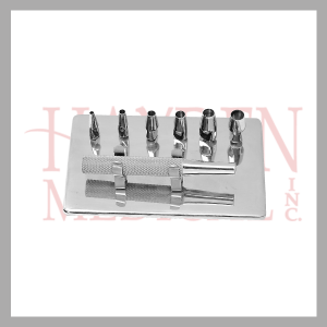 Keyes Dermal Biopsy Punch Set 033-030