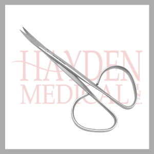 Ribbon Handle Iris Scissor 100-302R