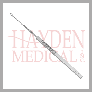 Shapleigh Ear Curette 190-302