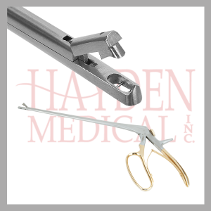 Tischler Biopsy Forceps (Stainless & Titanium Coated)