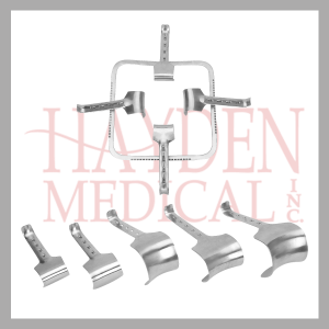 105-460 Kirschner Blade Retractor