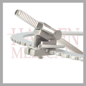 108-128 Tilt Ratchet Mechanism for Hayden-Trac