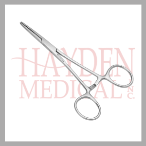 140-036 Kelly Hemostatic Forceps