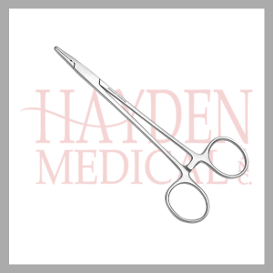 160-050 Crilewood Needle Holder