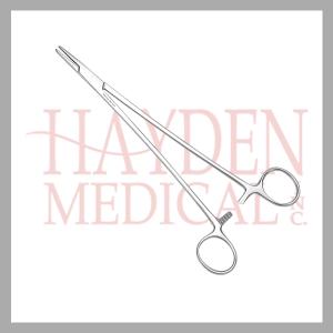 160-053 DeBakey-Crilewood Needle Holder