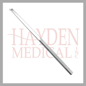 "210-232 Neivert Osteotome 8"" (20cm), straight with single guard"