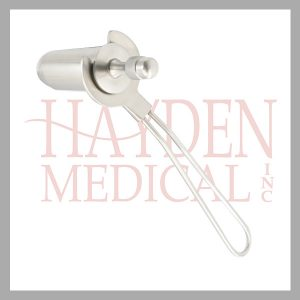 280-050-Fansler-Operating-Speculum-1-38-3.5-cmID-2-38-6.1-cm-Slotted-Tube