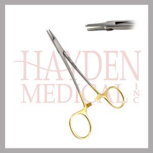 520-452-Ryder-Needle-Holder-5-12.5cm-serrated-jaws-tungsten-carbide