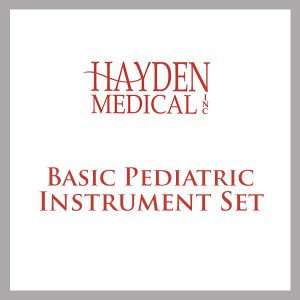 Basic Pediatric Surgery set