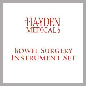 Bowel Surgery Surgery set