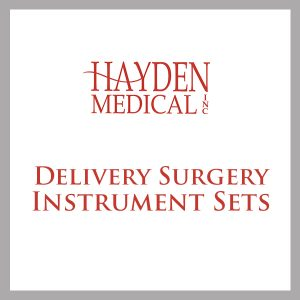 Delivery Surgery set