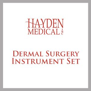 Dermal Surgery set