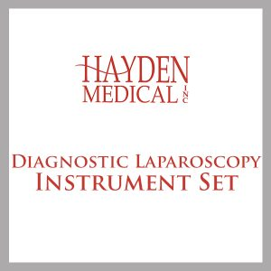 Diagnostic Laparoscopy Instrument Set