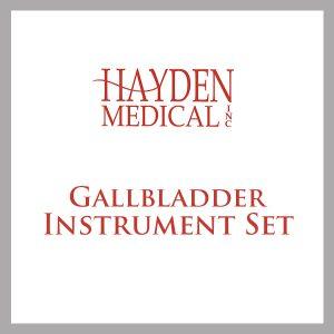 Gallbladder set