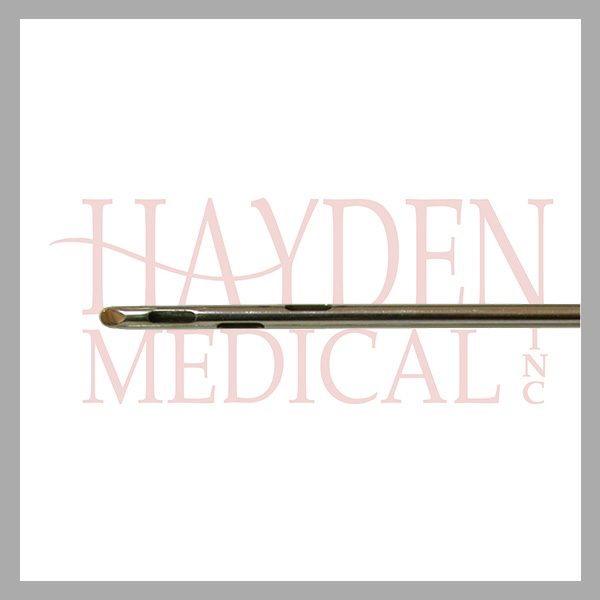 HC2070-GF 3-port 60 Degree Index cannula