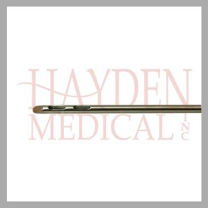 HC2080-2HW 2 Hole Wedge Cannula