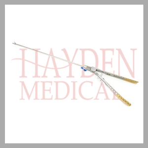 HE13-1592 Laparoscopic TC Needle Holder 5mm