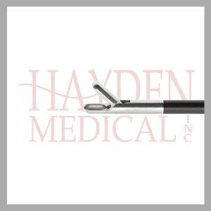 HE13-1645 Laparoscopic Spoon Biopsy 5mm, S/A 10mm long jaws