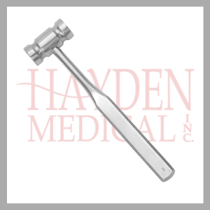 Hayden Mallet Solid Stainless 190-798