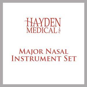 Major Nasal