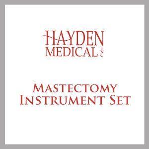 Mastectomy Surgery set