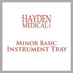Minor Basic Tray