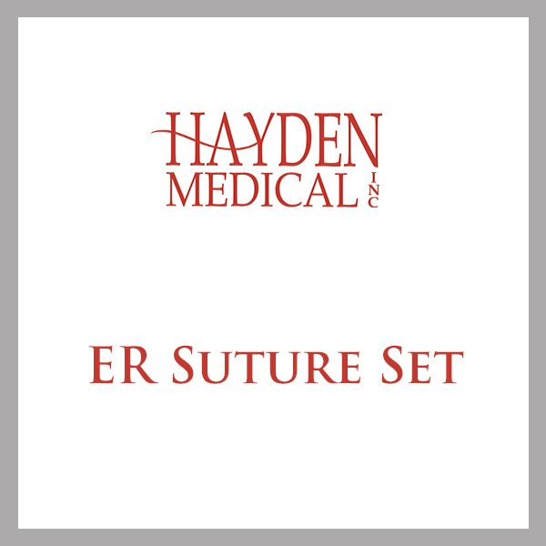 ER Suture sets