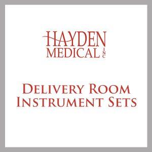 Delivery Room Instrument Sets