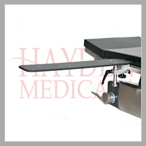 Height Adjustable Radiolucent Armboard HCM401