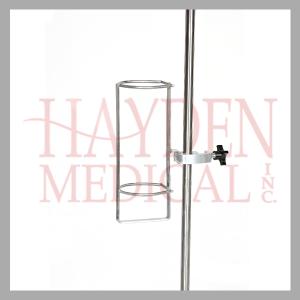 IV Pole Oxygen Tank Holder HCM229