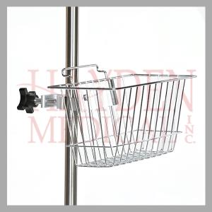 IV Pole Wire Basket HCM217