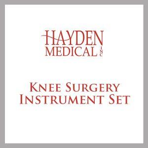 Knee Surgery Instrument Set