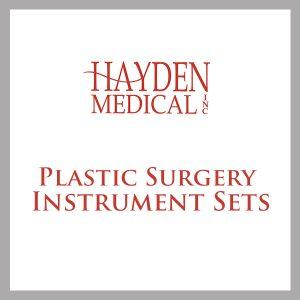 Plastic Surgery Surgical Instrument Sets