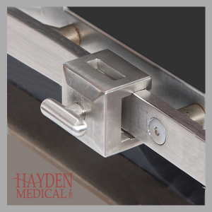 Side Rail Socket – Stainless Steel HCM162