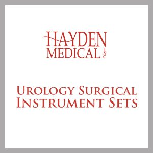 Urology Surgical Instrument Sets