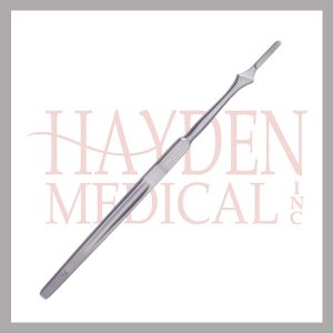 """Scalpel Handle #7 for blade sizes #10-15, Extra Fine 6-1/4"""" (15.6cm)"""