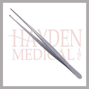 "Potts-Smith Tissue Forceps 9-1/2"" (23.8cm), 1x2 teeth"